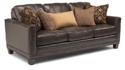 Picture of Port Royal Leather Sofa Model 1373-31