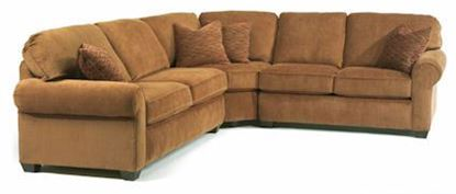 Picture of Thornton Sectional Sofa Model 5535