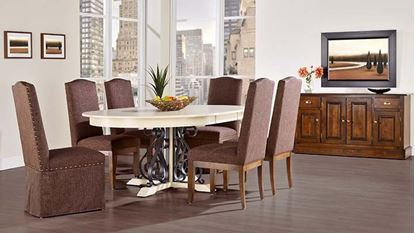 Picture of Custom Dining Group 5454-6565A-BU
