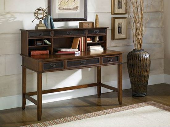 Picture of MERCANTILE Desk Hutch -KD
