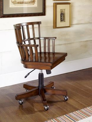 Picture of MERCANTILE Desk Chair-KD