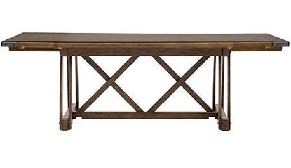 Western Loft Rectangular Table
