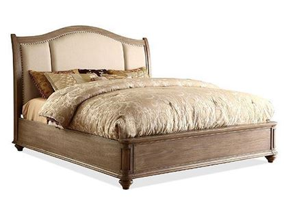 Picture of Coventry Upholstered Sleigh Bed