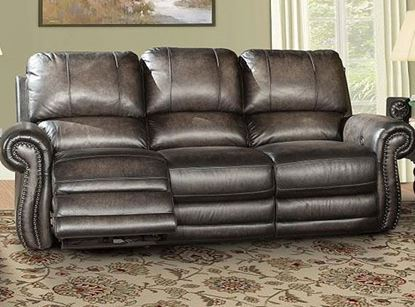Picture of Thurston Havana Leather Sofa