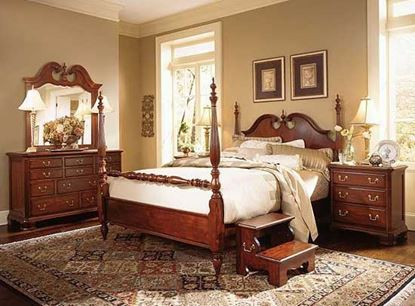 Picture of Cherry Grove Bedroom
