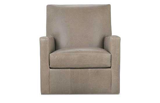 Flexsteel Living Room Leather Swivel Glider Discount