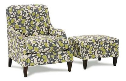 Picture of Laine Chair & Ottoman