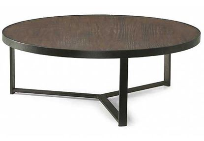 Carmen Large Round Bunching Coffee Table