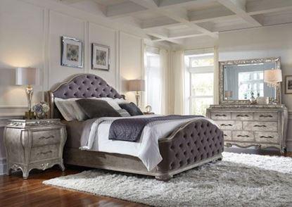 Pulaski - Rhianna Bedroom